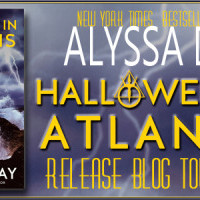 Alyssa Day's HALLOWEEN IN ATLANTIS Blog Tour {Guest Post + Giveaway}