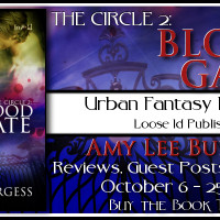 Blog Tour: BLOOD GATE by Amy Lee Burgess {Character Interview + Giveaway}