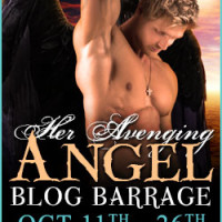 HER AVENGING ANGEL Blog Barrage & Giveaway