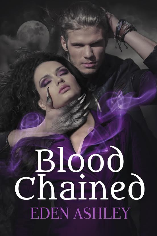 Blood Chained_Cover