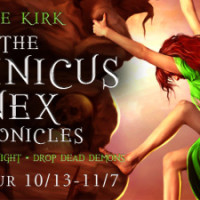 Blog Tour: Divinicus Nex Chronicles by A&E Kirk {Character Interview + Giveaway}