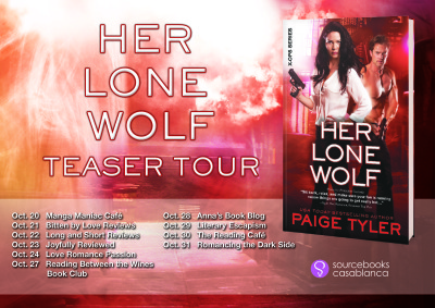 Her Lone Wolf Teaser Tour