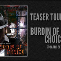 Teaser Tour: Burdin of Choice by Alexander Nader + Giveaway