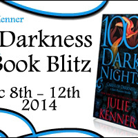 Book Blitz + Giveaway: Caress of Darkness by Julie Kenner