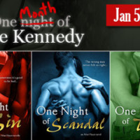 One Month of Elle Kennedy {Promo + Giveaway}