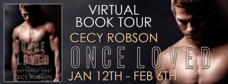 VBT: ONCE LOVED by Cecy Robson {Guest Post + Giveaway}