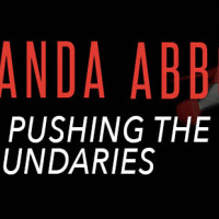 Cover Reveal: PUSHING THE BOUNDARIES Series by Amanda Abbott