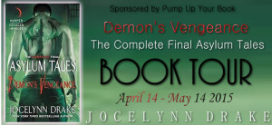 Demon's Vengeance Book Banner