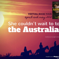 VBT: THE AUSTRALIAN by Lesley Young {Guest Post}