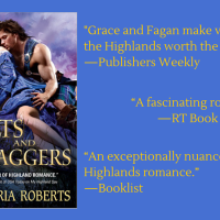 Teaser Tour & Giveaway: Kilts and Daggers by Victoria Roberts