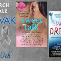 Book Promo: Sweet Talk, Sweet Dreams and Sweet Seduction by Brenda Novak and other best selling authors + Giveaway!