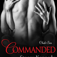 {Book Promo} COMMANDED by Stacey Kennedy + Giveaway
