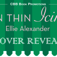 Cover Reveal: On Thin Icing by Ellie Alexander + Giveaway