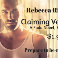 Teaser Tour: CLAIMING VALERIA by Rebecca Rivard