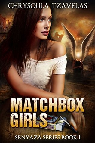 {Blog Tour} Mini Review: Matchbox Girls by Chrysoula Tzavelas + Giveaway