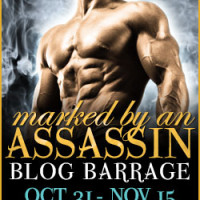MARKED BY AN ASSASSIN Blog Barrage + Giveaway