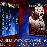 Promo Blitz: Two #99cent Boxed Sets by Felicity Heaton – On Sale Now!