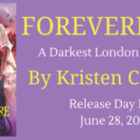 Release Day Blitz + Giveaway: FOREVERMORE by Kristen Callihan